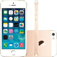 Iphone 5S De 64Gb Dourado
