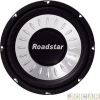 "Subwoofer - Roadstar - Superbass 10"" - 250 Watts - 4 Ohms - Cada (Unidade) - Rs-1053Br"