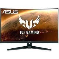 Monitor Gamer Asus Led Tuf Gaming 31.5´, Curvo, Full Hd, Hdmi 2.0, Adaptive-Sync, Freesync Premium, 165Hz, 1Ms - Vg328H1B