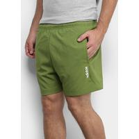Short Adidas Essentials Plain Chelsea Masculino - Masculino-Verde