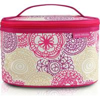 Necessaire Frasqueira Jacki Design De Poliéster - Feminino-Pink
