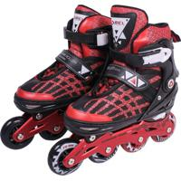 Patins Inline Pro Rollers Top Premium 39/43 - Bel Sports