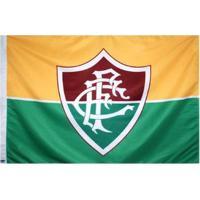 Bandeira Do Fluminense + Brasil Sublimada - Unissex