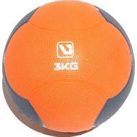 Bola De Peso Liveup Ls3006F-3 Laranja
