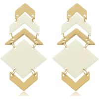 Brinco Le Diamond Thais Off-White