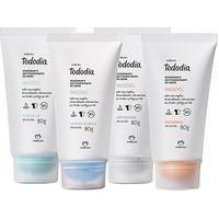 Kit Tododia Desodorantes Em Creme