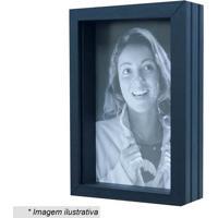 Porta Retrato- Preto- Tamanho Da Foto: 15X21Cm- Kapos
