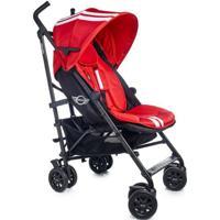 Carrinho Bebê Mini Buggy Easywalker Blazing Red Vermelho