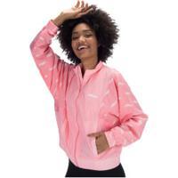 Jaqueta Adidas Fav Woven Tt - Feminina - Rosa Claro