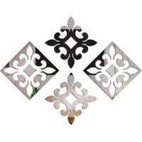 Espelho Love Decor Decorativo Kit Vintage Único