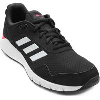 888ecb62bc9 ... Tênis Adidas Fluidcloud Neutral Feminino - Feminino-Preto+Branco
