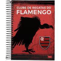 Caderno Foroni Flamengo Urubu 1 Matéria