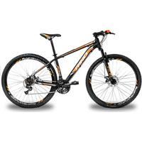 Bicicleta Rino Atacama 29 Freio Hidraulico - Shimano Acera 27V - Unissex