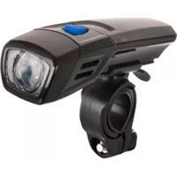 Farol Lanterna Dianteira Para Bicicleta Bike - Unissex