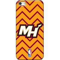 Capinha De Celular Nba Miami Heat - Iphone 5C - Unissex