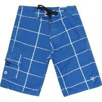Bermuda Infantil Vr Kids Masculino - Masculino-Azul