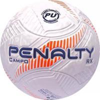 Bola Penalty Rx Fusion Vlll Campo Branca