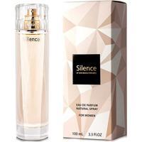 Perfume Prestige Silence Women New Brand Feminino Eau De Parfum 100Ml - Feminino-Incolor