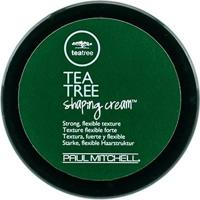 Pomada E Pasta Tea Tree Shaping Cream Unissex 85G Paul Mitchell - Unissex-Incolor