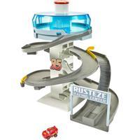 Mini Pista De Corrida - Disney Carros - Mattel