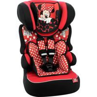 Cadeira Para Automóvel 9 A 36Kg Disney Beline Luxe Minnie Mouse Red
