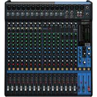 Mesa De Som Analógica Yamaha Mg20Xu Com 20 Entradas Pré-Amplificador