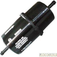 Filtro De Combustível - Bosch - Fiorino/Elba/Premio/Uno 1.0 1.3 1.5 1.6 92/08 - Tempra 2.0 - 93/98 - Tipo 1.6 93/97 - Cada (Unidade) - 0986Bf0023