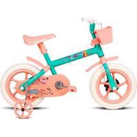 Bicicleta Infantil Aro 12 Verden Bikes Paty - Feminino