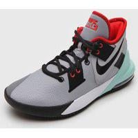 Tênis Nike Air Max Impact 2 Cinza/Verde