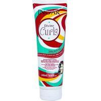 Gel Finalizador Inoar Divine Curls 240Ml - Feminino-Incolor