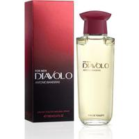 Perfume Masculino Diavolo Men Antonio Banderas Eau De Toilette 100Ml - Masculino-Incolor