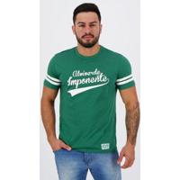 Camiseta Palmeiras Alvi Imponente Masculina - Masculino