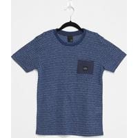 Camiseta Juvenil Nicoboco Especial Moscou Masculina - Masculino-Marinho