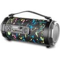 Caixa De Som Bazooka Paint Blast Ii 129W Pulse - Sp362