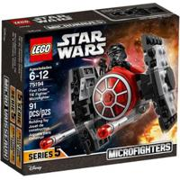 Lego Star Wars - Microfighters - Tie Fighter First Order - 75194 - Unissex-Incolor