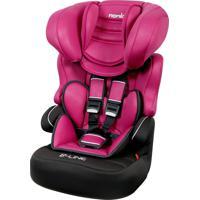 Cadeira Para Auto 9 A 36Kg Nania Beline Luxe Framboise Rosa