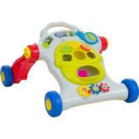 Andador Com Atividades Zoop Toys