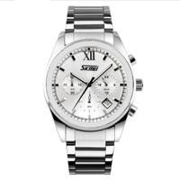 Relógio Masculino Skmei Analógico 9096 Pr