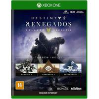 Jogo Destiny 2: Renegados (Coleção Lendária) - Xbox One - Unissex