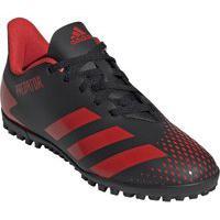 Chuteira Society Adidas Predator 20.4 Tf Infantil
