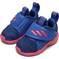 Tênis Adidas Menino Fortarun X Knit Cf I Azul