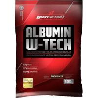 Albumina W-Tech 500 G - Body Action - Unissex