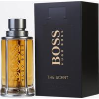 Perfume Masculino The Scent Hugo Boss - Eau De Toilette 50Ml