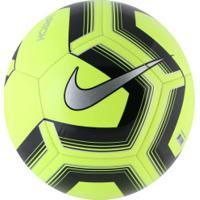 9031ab18f9 Netshoes  Bola De Futebol De Campo Nike Pitch Training 19 - Verde Claro  Preto