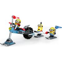 Blocos De Montar - Mega Construx - Meu Malvado Favorito 3 - Minions -Moto Aquática Louca - Mattel - Unissex-Incolor
