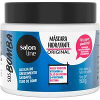 Máscara Salon Line S.O.S Bomba De Vitaminas 500G
