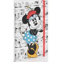 Caderneta Anotações Estampa Minnie Disney