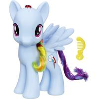 Figura My Little Pony - Rainbon Dash - Hasbro - Feminino-Incolor