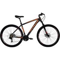 Bicicleta South Legend 2017 - Aro 29 - Alumínio - Câmbio Shimano - 21 Marchas - Unissex