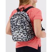 Mochila Puma Core Pop Backpack Cinza
